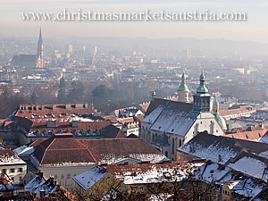 Graz in Winter