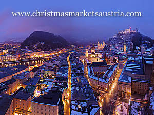 Christmas In Austria.Austrian Christmas Markets In Advent 2019